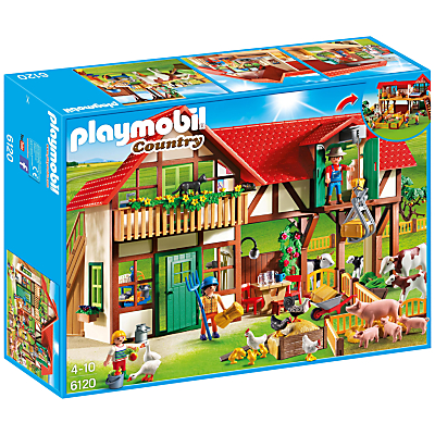 Click here for Playmobil Country Large Farm