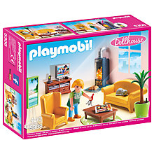 Buy Playmobil Sitting Room Online at johnlewis.com