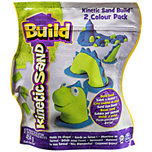 Buy Spin Master Kinetic Sand, 2 Colour Pack, Assorted Online at johnlewis.com