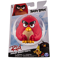 Buy Angry Birds Vinyl Character Ball, Assorted Online at johnlewis.com