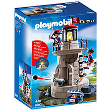 Buy Playmobil Pirates Soldiers Lookout Online at johnlewis.com