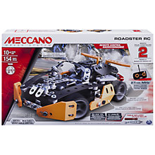 Buy Meccano Remote Control Sports Roadster Online at johnlewis.com
