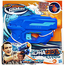 Buy Nerf Super Soaker Alphafire Online at johnlewis.com