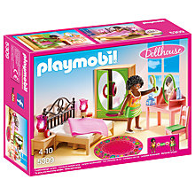 Buy Playmobil Dollhouse Master Bedroom Online at johnlewis.com