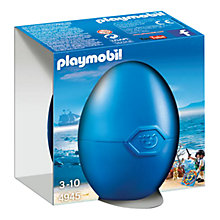 Buy Playmobil Gift Egg Pirates Treasure Hunt Online at johnlewis.com