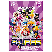Buy Playmobil Pink Series10 Figure, Assorted Online at johnlewis.com
