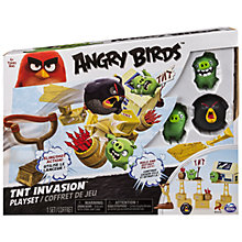 Buy Angry Birds Attack On Pig Island Online at johnlewis.com