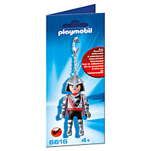 Buy Playmobil Knight Keyring Online at johnlewis.com