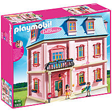 Buy Playmobil Deluxe Dollhouse Online at johnlewis.com