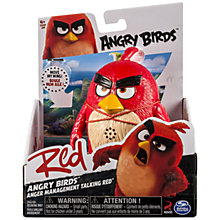 Buy Angry Birds Talking Action Figures, Assorted Online at johnlewis.com
