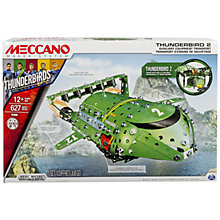Buy Meccano Thunderbird 2 Online at johnlewis.com