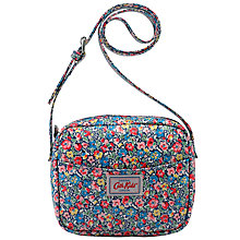 Buy Cath Kidston Children's Forest Ditsy Across Body Handbag, Navy/Multi Online at johnlewis.com