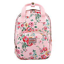 Buy Cath Kidston Children's Medium Floral Backpack, Pale Pink Online at johnlewis.com