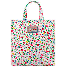 Buy Cath Kidston Children's Little Flower Buds Mini Bag, Ivory/Multi Online at johnlewis.com