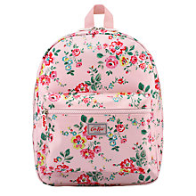 Buy Cath Kidston Children's Ditsy Floral Padded Rucksack, Pale Pink Online at johnlewis.com