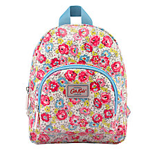 Buy Cath Kidston Children's Ditsy Orchard Mini Rucksack, Pink Multi Online at johnlewis.com