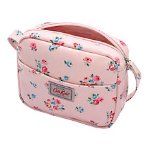 Buy Cath Kidston Children's Arley Bunch Across Body Handbag, Pale Pink Online at johnlewis.com