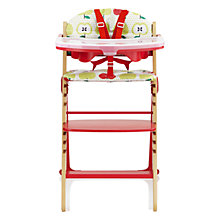 Buy Cossato Waffle Highchair, Strudel Online at johnlewis.com