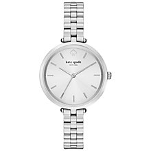 Buy kate spade new york Women's Holland Stainless Steel Bracelet Strap Watch Online at johnlewis.com