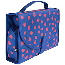 Buy John Lewis Molly Dot Roll Up Case, Multi Online at johnlewis.com