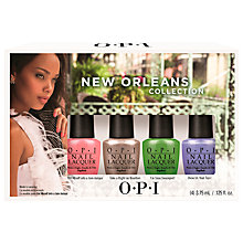 Buy OPI New Orleans Collection Online at johnlewis.com