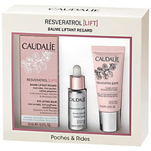 Buy Caudalie Resveratrol Lift Skincare & Eye Set Online at johnlewis.com
