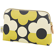 Buy Orla Kiely Sunset Flora Cosmetics Bag Online at johnlewis.com
