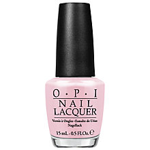 Buy OPI Nail Lacquer New Orleans Collection, 15ml Online at johnlewis.com