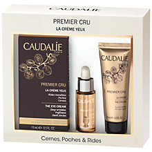 Buy Caudalie Premier Cru Skincare & Eye Set Online at johnlewis.com