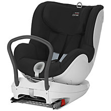 Buy Britax Dualfix Group 0+/1 Car Seat, Cosmos Black Online at johnlewis.com