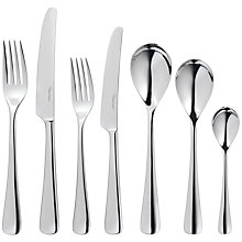 Buy Robert Welch Malvern Cutlery Set, 7 Piece Online at johnlewis.com