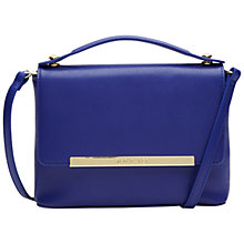 Buy Ted Baker Irena Crosshatch Leather Clutch Online at johnlewis.com