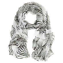 Buy Mint Velvet Kiya Print Scarf, Multi Online at johnlewis.com
