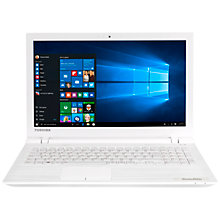 "Buy Toshiba Satellite C55-1CQ Laptop, AMD A8, 8GB RAM, 1TB, 15.6"" Online at johnlewis.com"