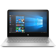 "Buy HP ENVY 13-d008na Laptop, Intel Core i5, 8GB RAM, 256GB SSD, 13.3"" Full HD Online at johnlewis.com"