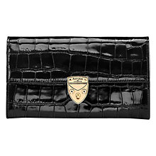 Buy Aspinal of London Mayfair Leather Purse Online at johnlewis.com