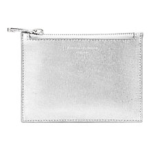 Buy Aspinal of London Essential Leather Small Pouch Online at johnlewis.com
