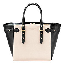Buy Aspinal of London Marylebone Mini Leather Tote Online at johnlewis.com
