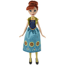 Buy Disney Frozen Anna Fashion Doll Online at johnlewis.com