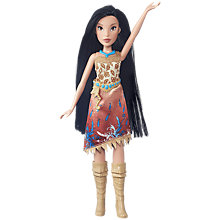 Buy Disney Princess Classic Pocahontas Doll Online at johnlewis.com