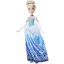 Buy Disney Princess Classic Cinderella Doll Online at johnlewis.com