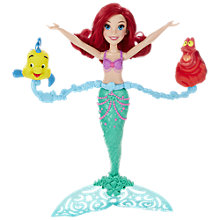 Buy Disney Princess Spin & Swim Ariel Online at johnlewis.com