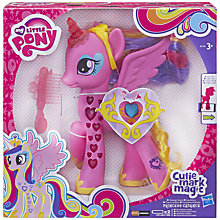 Buy My Little Pony Cutie Magic Glowing Hearts Princess Cadance Online at johnlewis.com