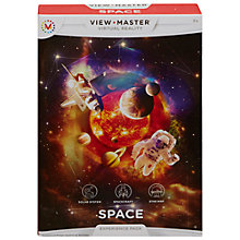 Buy Mattel Viewmaster Space Experience Pack Online at johnlewis.com