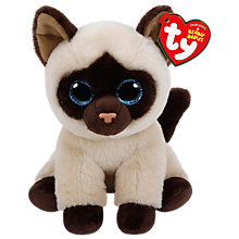 Buy Ty Beanie Babies Jaden Soft Toy, 15cm Online at johnlewis.com