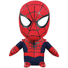 Buy Marvel Ultimate Spider-Man Talking Plush Online at johnlewis.com
