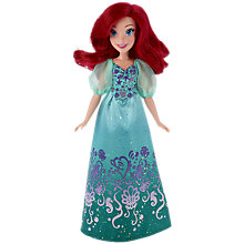 Buy Disney Princess Classic Ariel Doll Online at johnlewis.com
