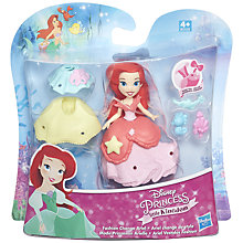 Buy Disney Princess Fashion Change Doll, Assorted Online at johnlewis.com