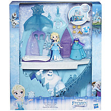 Buy Disney Frozen Elsa Castle Online at johnlewis.com