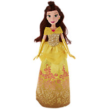 Buy Disney Princess Beauty and the Beast Classic Belle Doll Online at johnlewis.com
